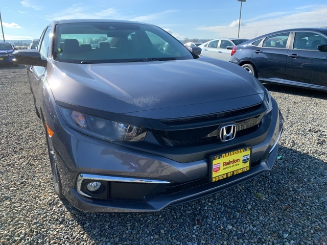 New 2020 Honda Civic EX 1.5L T CVT Sedan