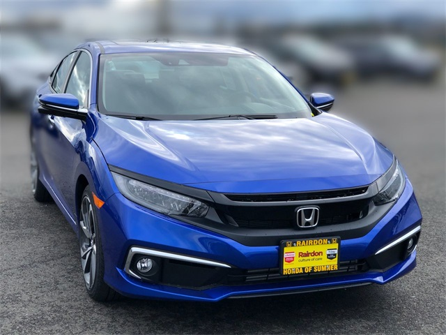 New 2020 Honda Civic 1.5T Touring CVT Sedan