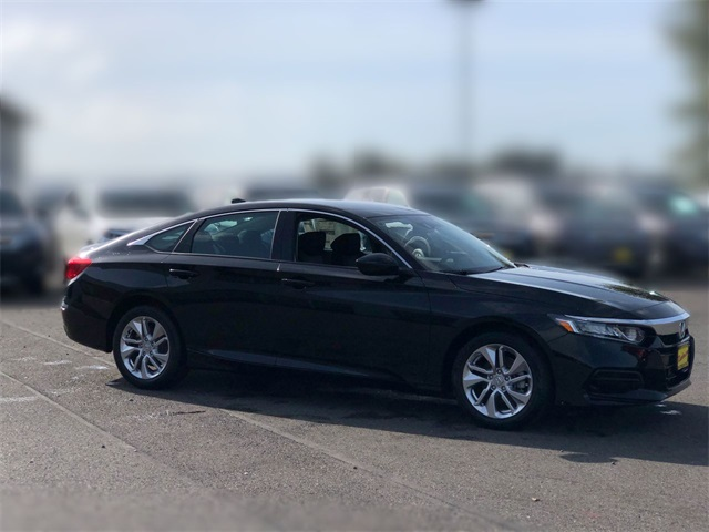 New 2019 Honda Accord 1.5T LX CVT Sedan  | Black Friday Door Buster