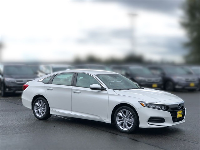 New 2019 Honda Accord 1.5T LX CVT
