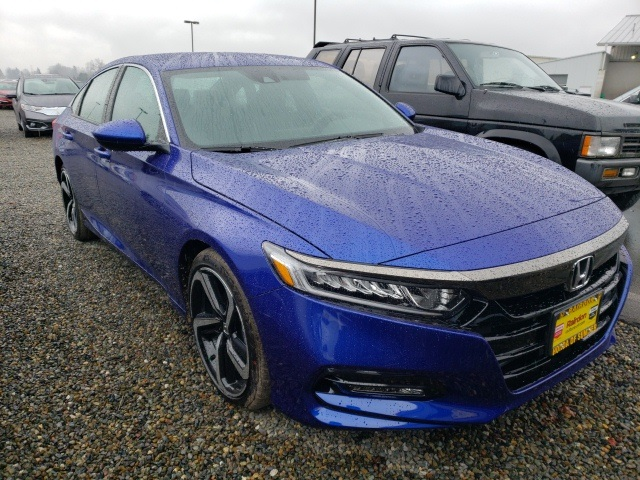New 2020 Honda Accord 1.5T Sport CVT