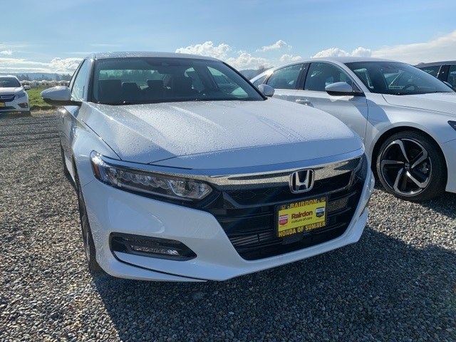 New 2020 Honda Accord EX-L