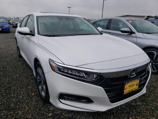 New 2020 Honda Accord 1.5T EX-L CVT