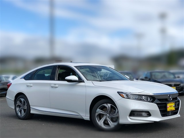 New 2020 Honda Accord 2.0T EX-L CVT
