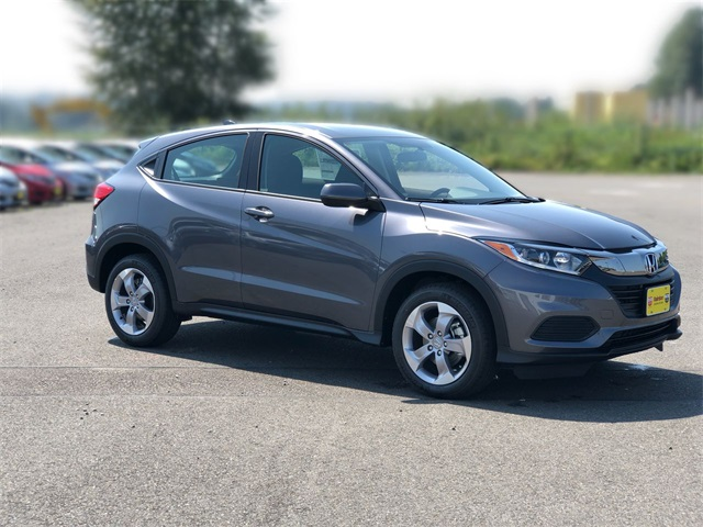 New 2019 Honda HR-V 1.8L LX CVT AWD