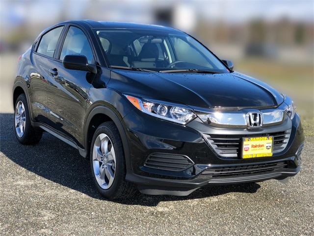New 2020 Honda HR-V LX 1.8L CVT AWD