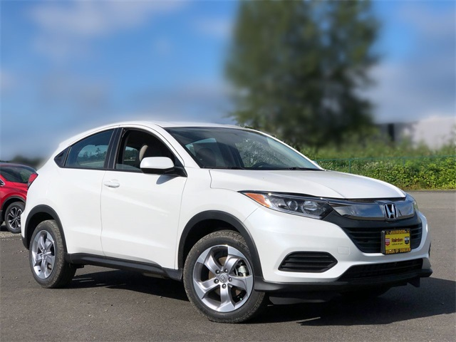 New 2020 Honda HR-V 1.8L LX CVT AWD