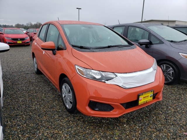 New 2020 Honda Fit 1.5L LX CVT