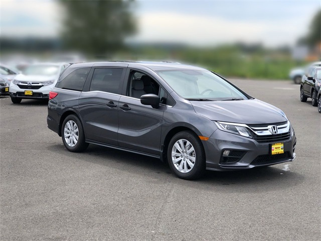 New 2019 Honda Odyssey 3.5L LX | Black Friday Door Buster