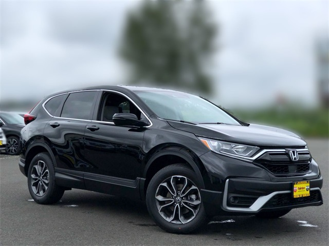 New 2020 Honda CR-V EX-L 1.5L CVT AWD