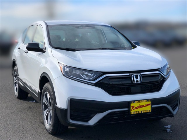 New 2020 Honda CR-V 1.5L LX CVT AWD