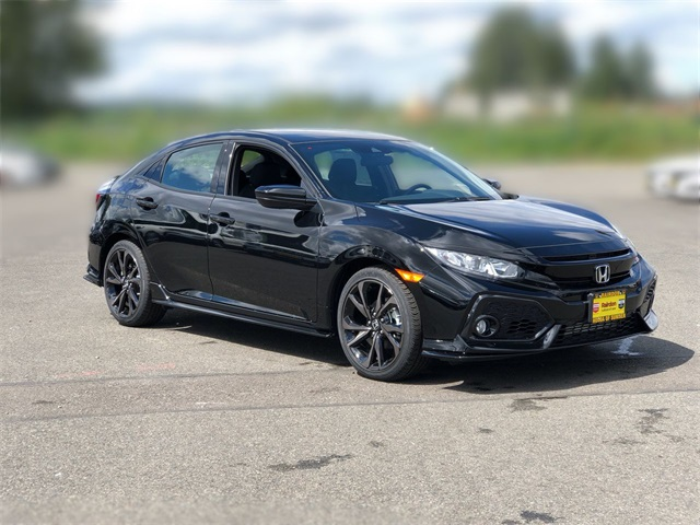 New 2019 Honda Civic 1.5T Sport CVT Hatchback