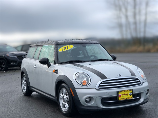 Pre-Owned 2013 MINI Cooper Clubman